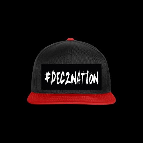 DECZNATION - Snapback Cap