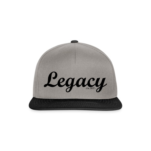 Legacy Original - Light - Snapback Cap