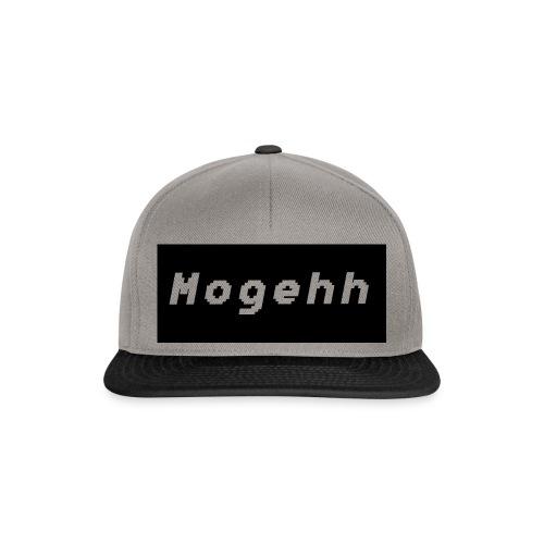 Mogehh logo - Snapback Cap