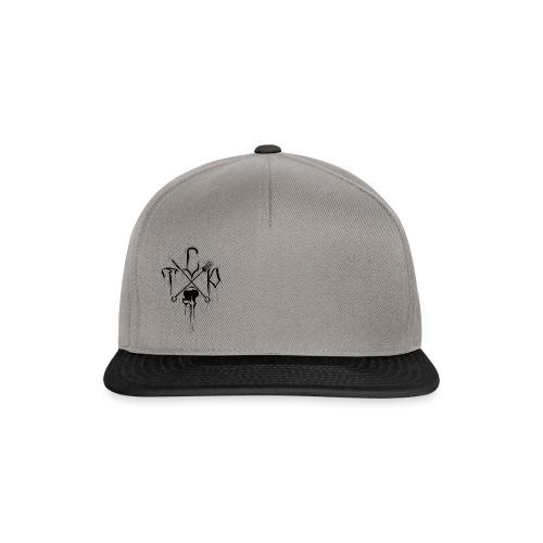 Small studio logo (black) - Snapback Cap