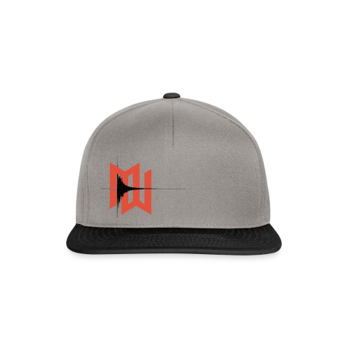 Mild West's Wave Form Tee - Snapback Cap