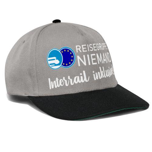RGN EU - Interrail inklusive! - Snapback Cap