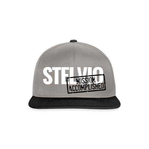 Mission - Snapback Cap