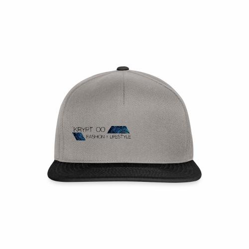 KRYPT OO - FASHION - ACCESSOIRES - Snapback Cap