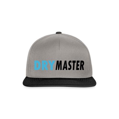 drymaster logo - Snapback Cap