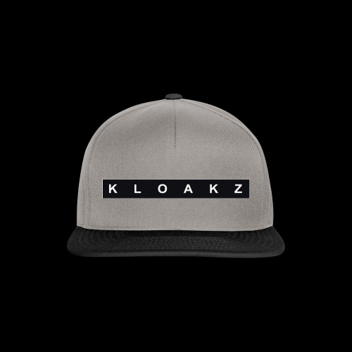 KloakZ Merch - Snapback Cap