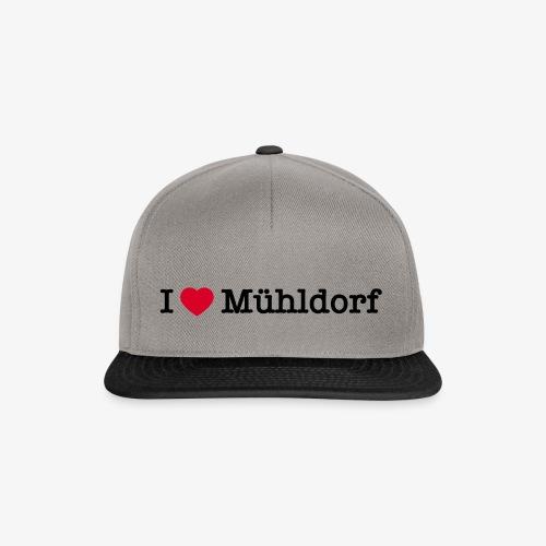I ♥ Mühldorf - Snapback Cap