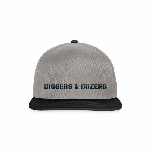 Diggers & Dozers - Snapback Cap