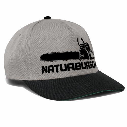 Natuabuasch Motorsäge - Snapback Cap