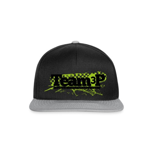 Team3P Logo - Snapback Cap