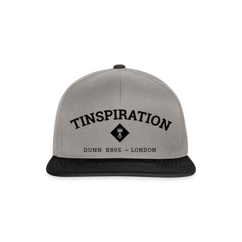 Tinspiration Logo - Snapback Cap