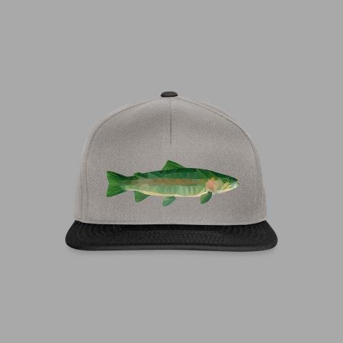 Mystical Trout - Snapback Cap
