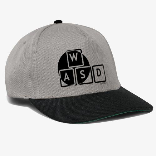 WASD Gaming is Life - Snapback Cap