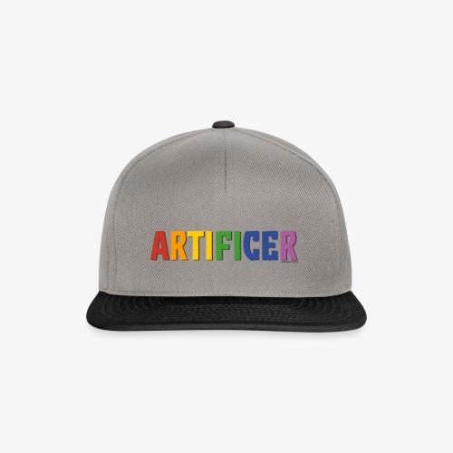 Artificer Pride (Rainbow) - Snapback Cap