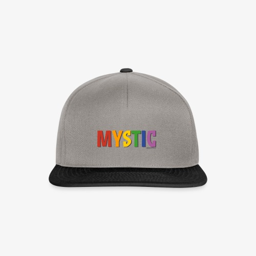 Mystic Pride (Rainbow) - Snapback Cap