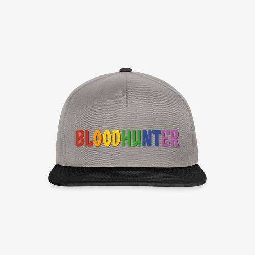Bloodhunter Pride (Rainbow) - Snapback Cap