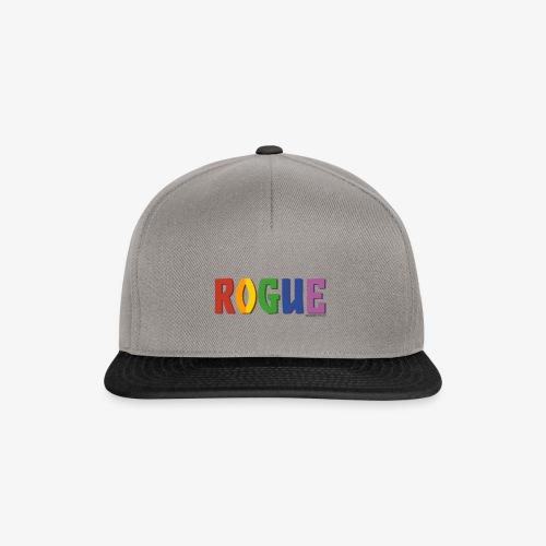 Rogue Pride (Rainbow) - Snapback Cap