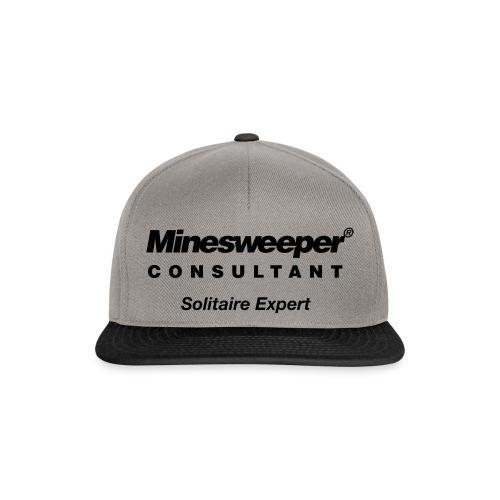 minesweeper - Snapback Cap