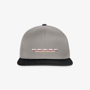 Schriftzug-Orga - Snapback Cap