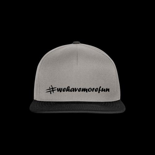 Madabe-Hashtag - Snapback Cap