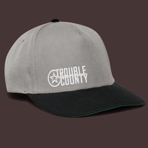 Trouble County Logo - Snapback Cap