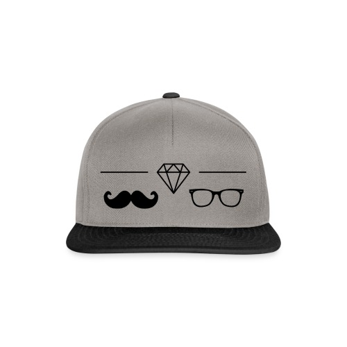 Diamond - Gorra Snapback