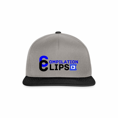 Official CompilationClips - Snapback Cap