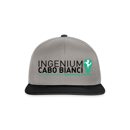 Ingenium Cabo Bianci - Snapback cap