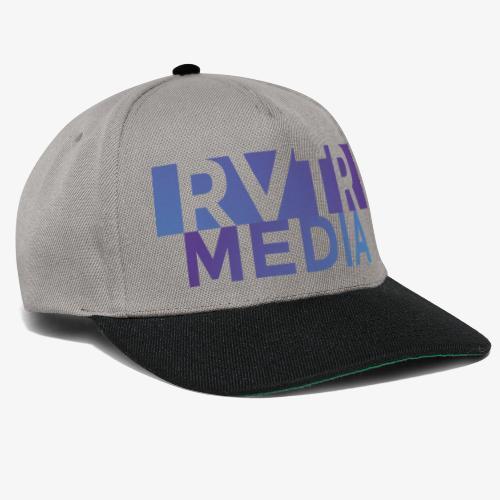 RVTR media NEW Design - Snapback Cap