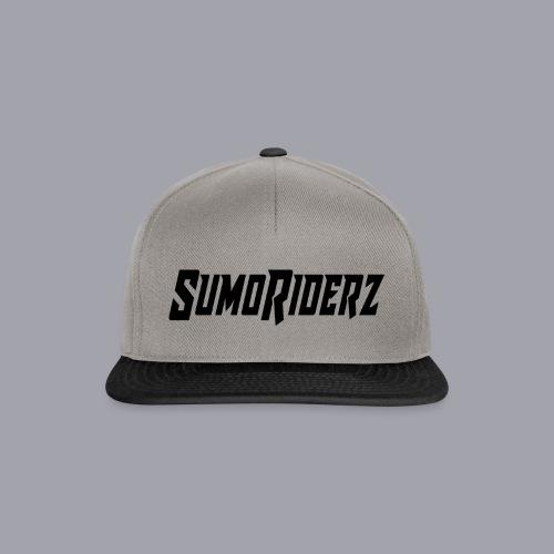 Schrift SumoRiderz - Snapback Cap