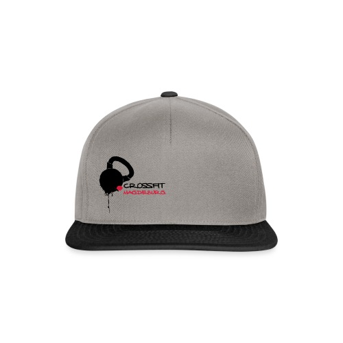 CFMD Legacy dunkel - Snapback Cap