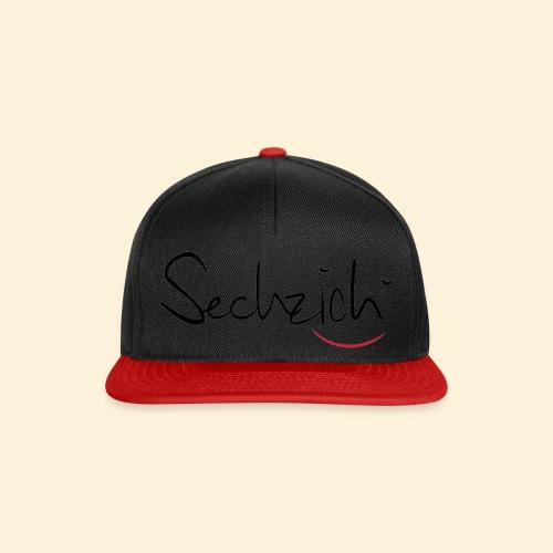 sechzich - Snapback Cap