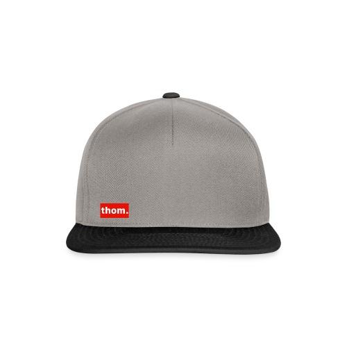 thom. - Snapback Cap