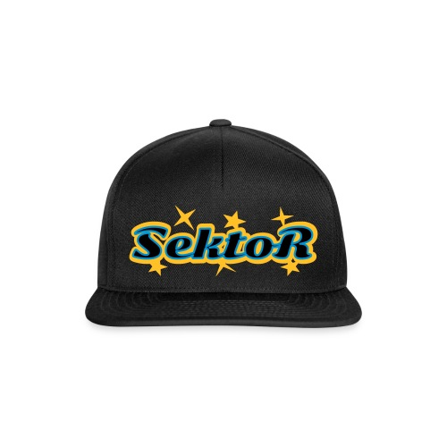 Sektor Two - Snapback Cap