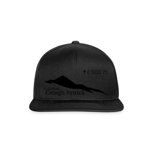 Croagh Patrick (Altitude) - Snapback Cap