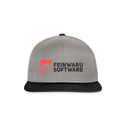 Feinwaru Full Logo - Snapback Cap