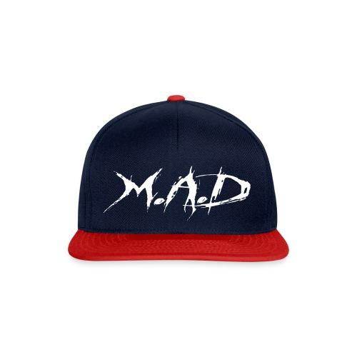 M.A.D - Snapback cap