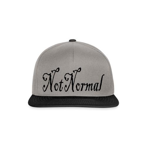 NotNormal - Snapback-caps