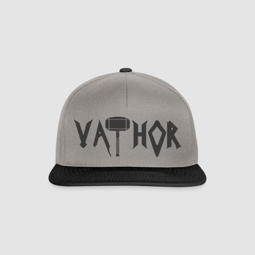 Vathor Vater Vatertag Geschenkidee - Snapback Cap