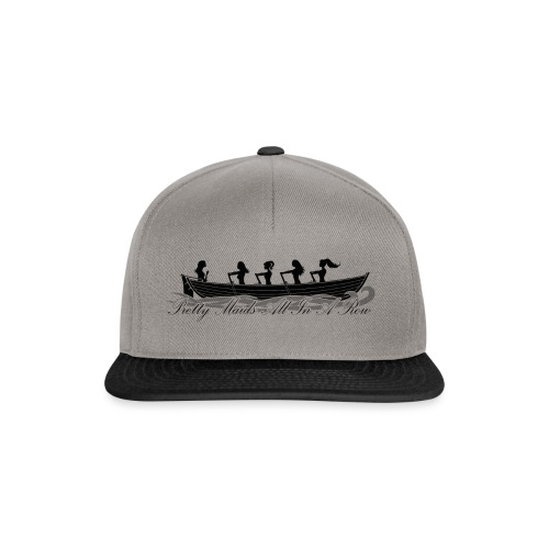 pretty maids all in a row - Snapback Cap