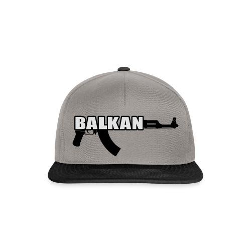 BALKAN - Snapback Cap