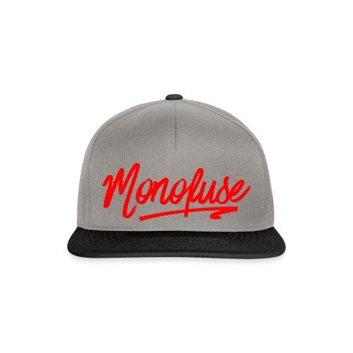 monofuse - Snapback Cap