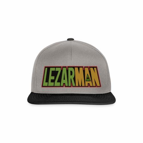 Lezarman Logo - Casquette snapback