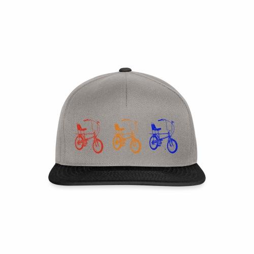 Stranger Bikes - 80s bikes - Snapback Cap