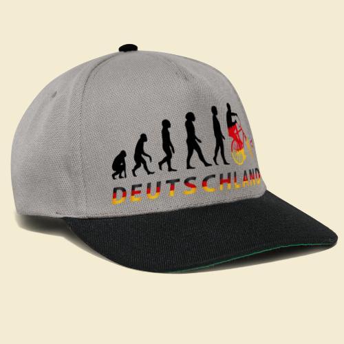 Radball   Evolution Deutschland - Snapback Cap
