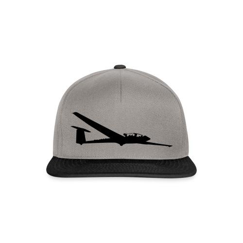 Zweefvliegtuig 21 - Snapback cap