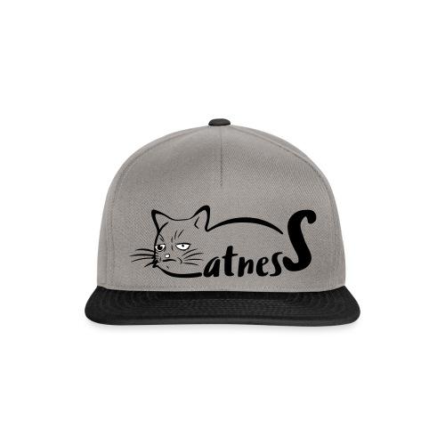 Main-Logo / black - Snapback Cap