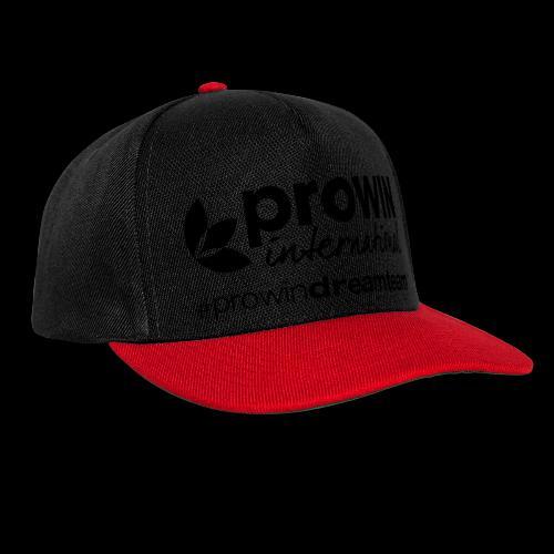 prowin Logo - Snapback Cap