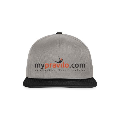 myPRAVILO.com - Snapback Cap