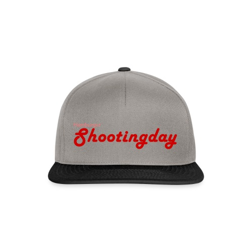 Shootingday classic - Snapback Cap